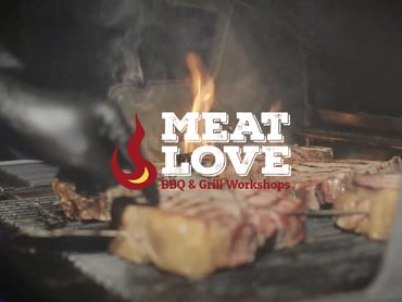 Meat Love BBQ & Grill Workshops - Video